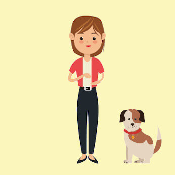 Adult with 3 dogs looking for helper