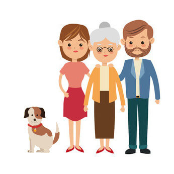 Friendly family of 3 seeking for a live in helper