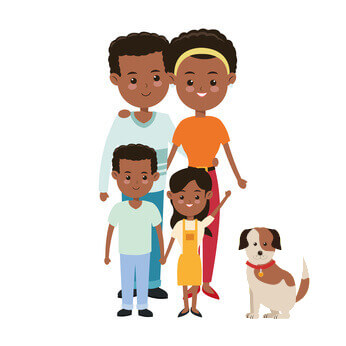 Family of 4 Looking for a Helper